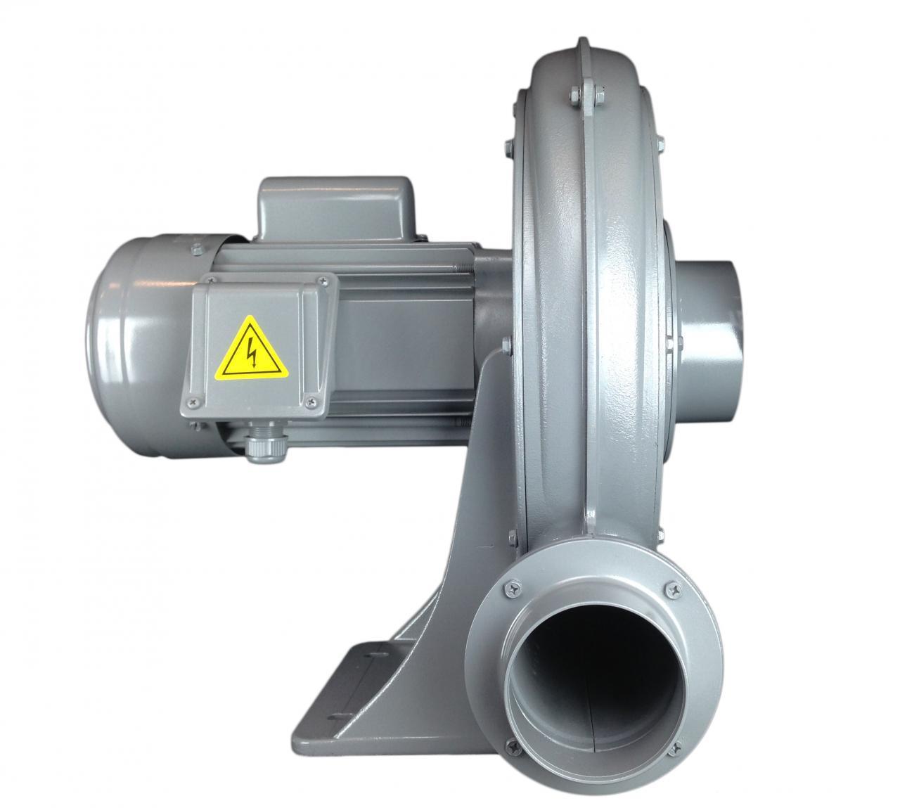 Cast Aluminum Blowers : Airadyne airc centrifugal blower